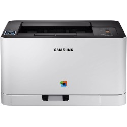 HP Samsung Xpress SL-C430W Color Laser Printer