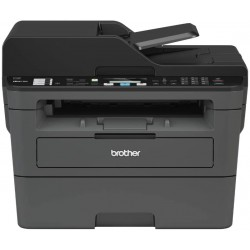 Brother Monochrome Laser Printer, Compact All-In One Printer